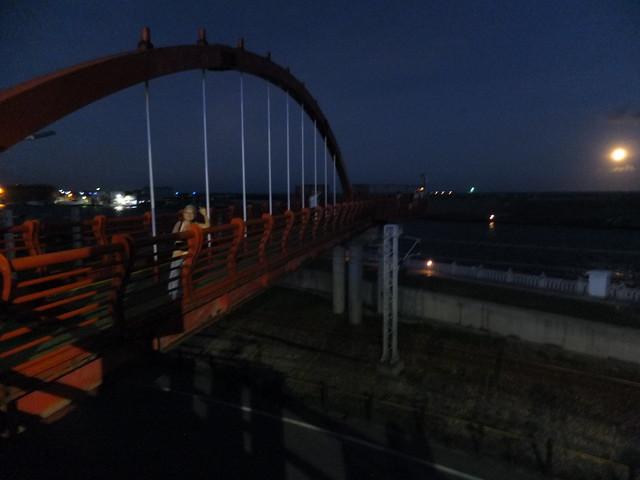 橋上觀月 (10)