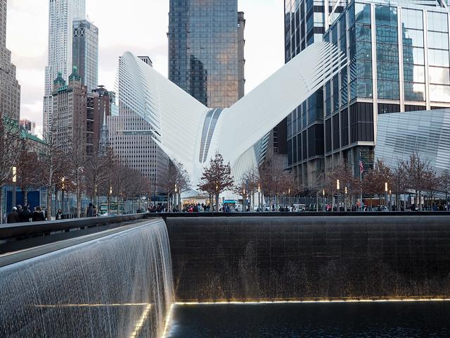 Oculus in New York City