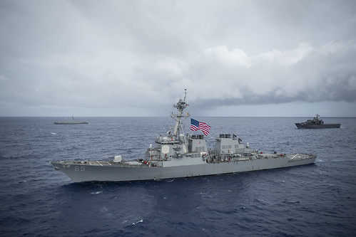 Japanese Tugboat Loses Propulsion Drifts into US Destroyer (cpf.navy.mil)