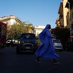 Blue nun, Rome - https://www.flickr.com/people/60655827@N00/