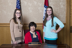 3-29-17 House Page Chelsea Rose Crum Olivia Bland Rep Bentley