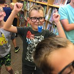 Beavercreek Summer Reading Bookmobile Party
