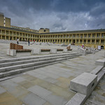The Piece Hall, Halifax, UK