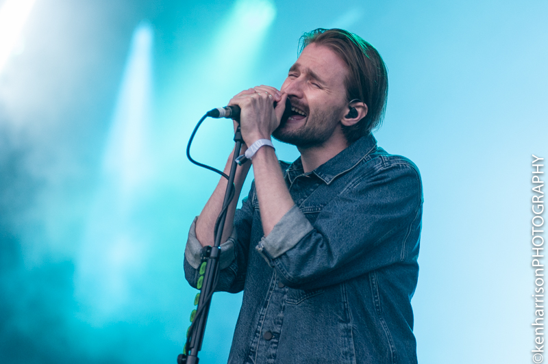 Wild Beasts play Festival Number 6, Portmeirion, Wales, UK. 9th September, 2017.