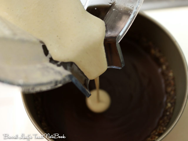全素雙層黑白巧克力榛果派 vegan-double-chocolate-hazelnut-layered-pie (5)