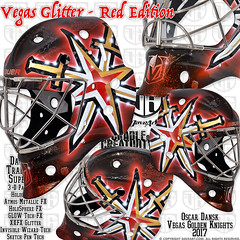 Vegas Glitter - Red Edition