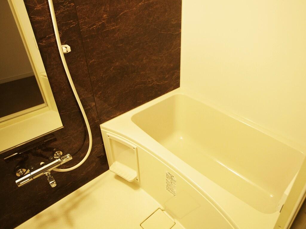 リノベーション後・バスルーム