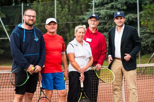 Sommerfest & Jewel Tennis Trophy 2017