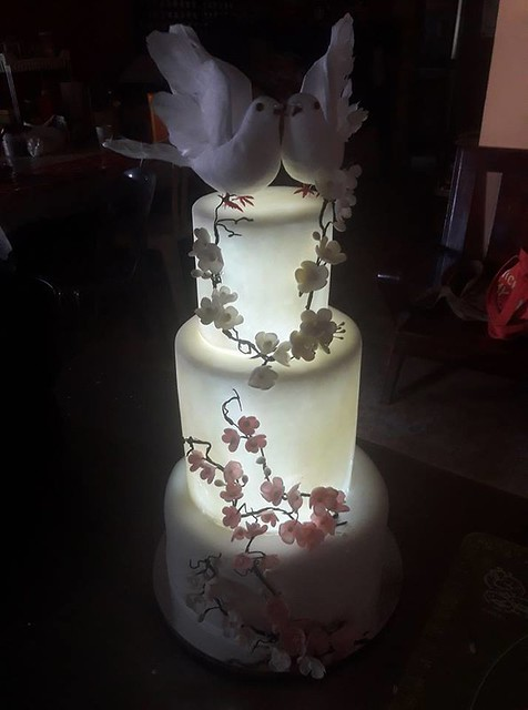 Cake by Zsa Zsa Gabor Cruz of Sweet Z Bakeshop