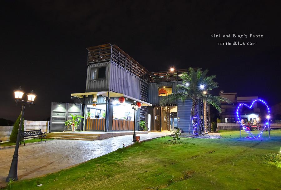 台中夜景亟餐廳庭園餐廳14