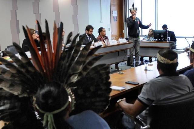 Relatório foi apresentado durante sessão da Comissão de Direitos Humanos do Senado nesta quarta-feira (4) - Créditos: Alessandro Dantas/ PT Senado