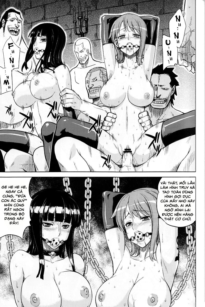 HentaiVN.net - Ảnh 3 - MEROMERO GIRLS 2 MUGIWARA GIRLS SIDE (One Piece) - Oneshot