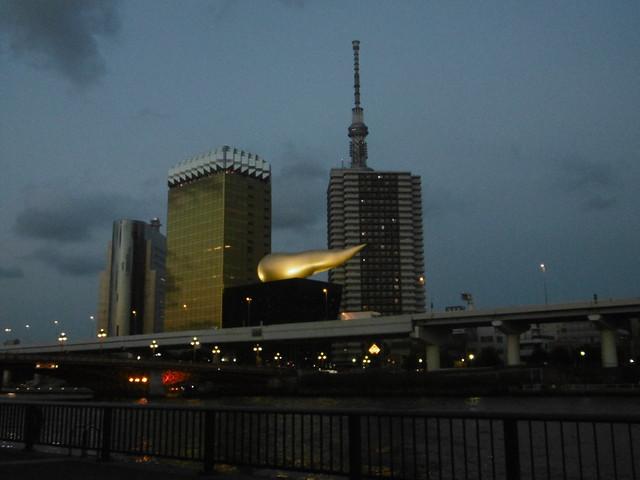 Sumidagawa Asahi Building et, Panasonic DMC-SZ10