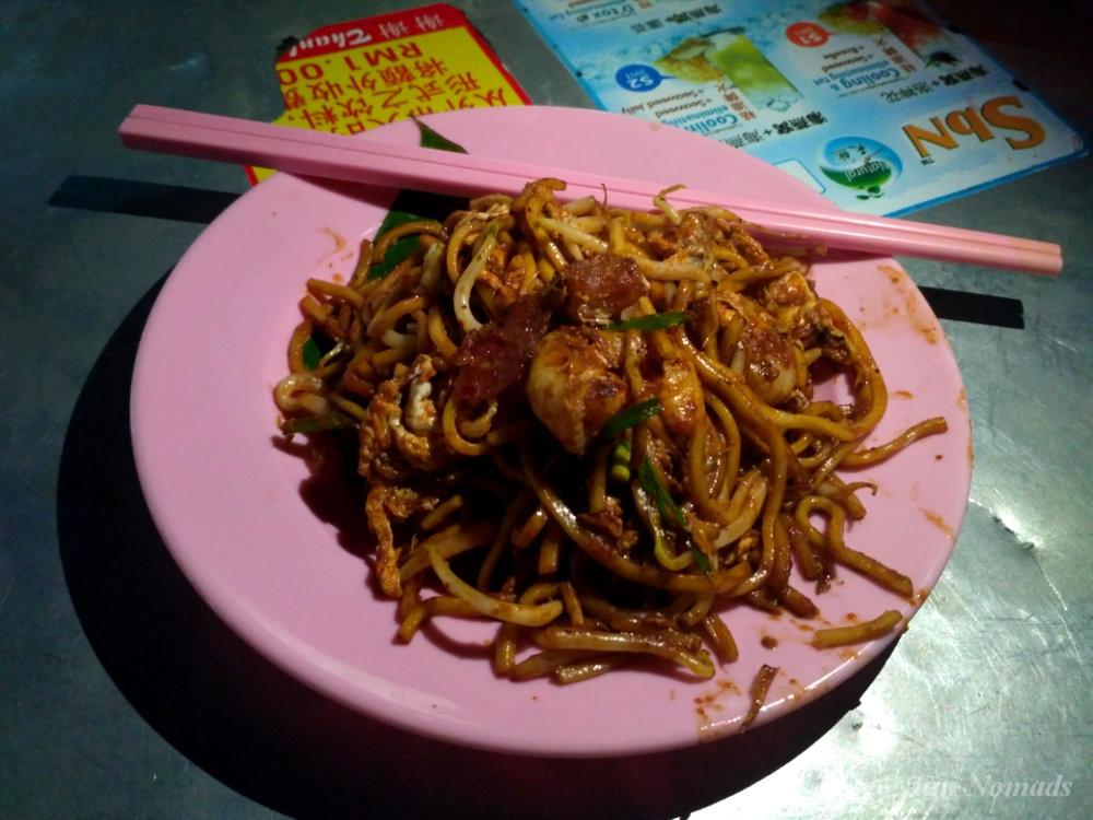 fried noodles penang