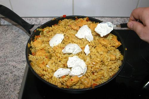 65 - Frischkäse hinzufügen / Add cream cheese