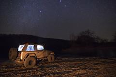 Buffalo River Under the Stars
