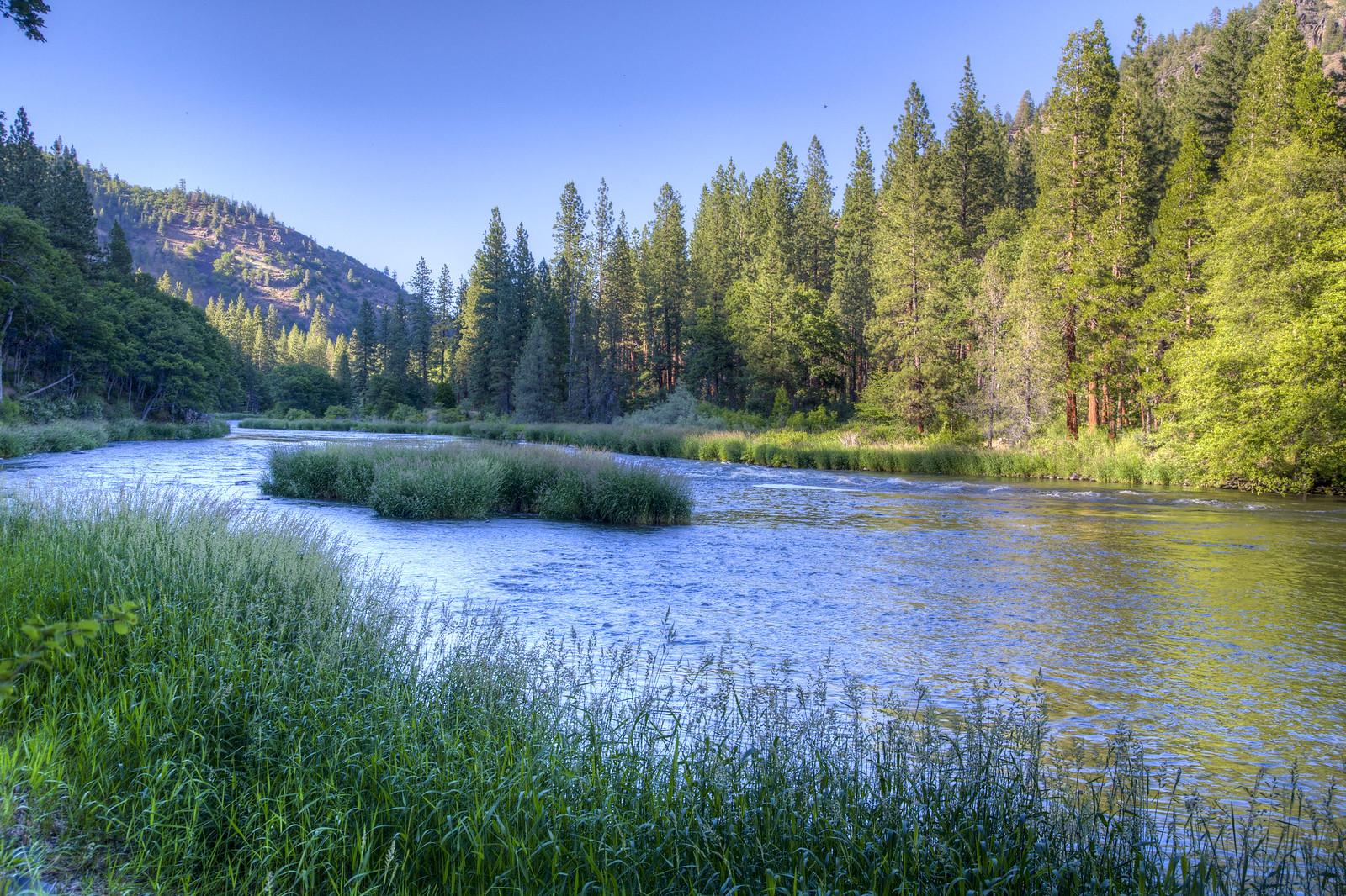 Klamath Wild and Scenic River, Oregon