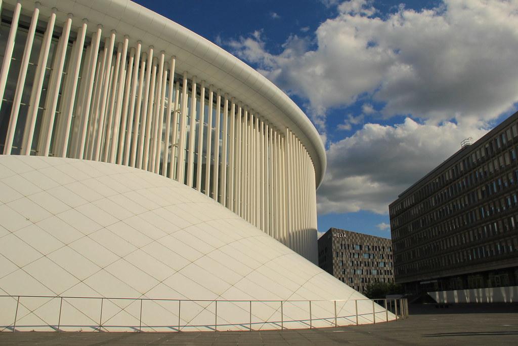 Philharmonie, Kirchberg