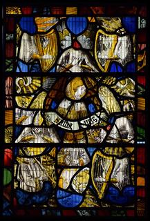 fragments: angel musicians (15th Century)