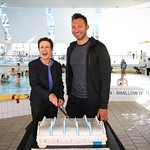 The Ian Thorpe Aquatic Centre celebrated 10 years on Sunday 27 August 2017