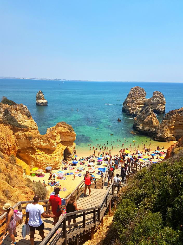 Ponta da Piedade Algarve, Portugal (0010b)
