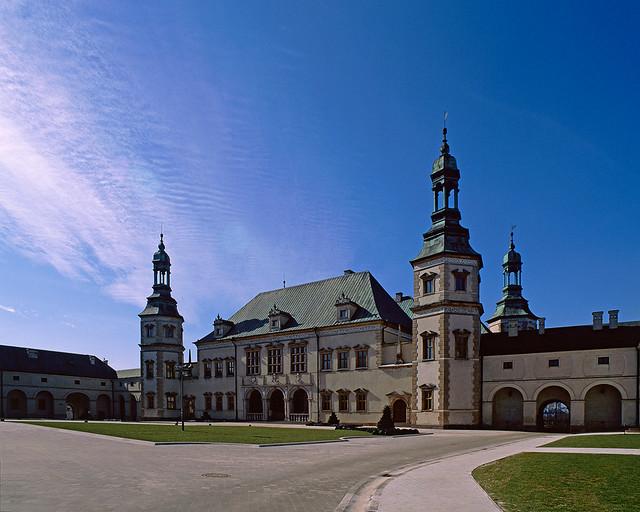 Bishop's Palace in Kielce