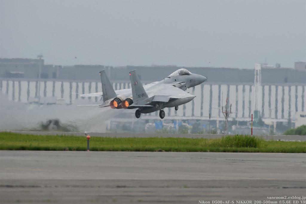 千歳基地航空祭2017 F-15J