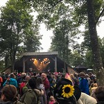 Ded Rabbit on Off Axis stage at Kendal Calling