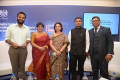 Chevening Cyber conference in New Delhi