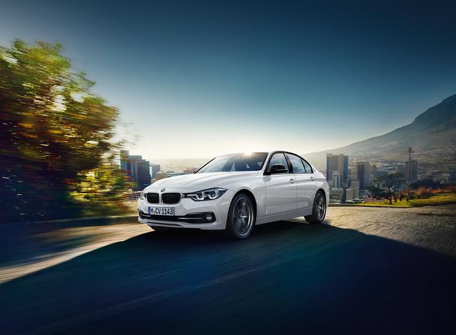 全新BMW 3系列安全勁化版