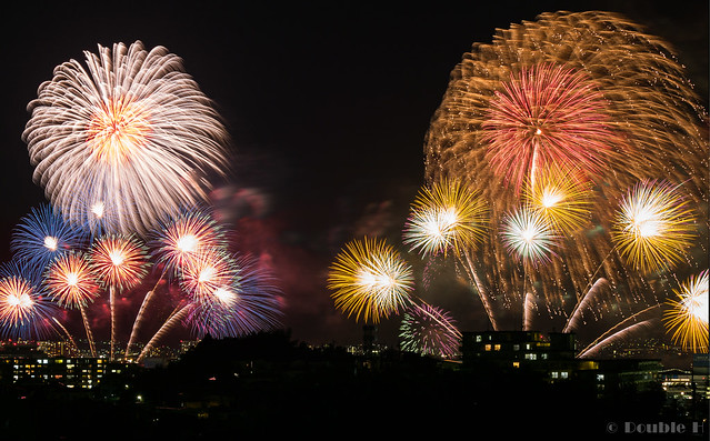 distant view of Biwako Fireworks Festival 2017 (11)