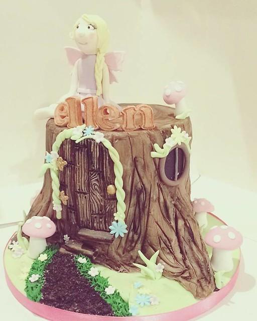 Ellen's Little Fairy Cake by 2210 Patisserie