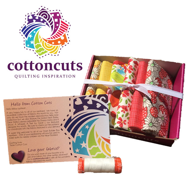 Cotton Cuts Giveaway!