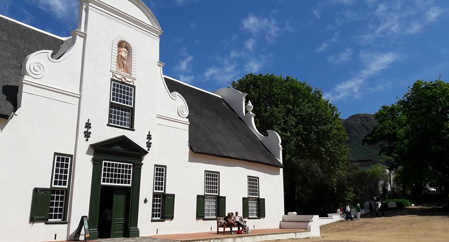 Wijngaarden bezoeken vanuit Kaapstad: Groot Constantia | Mooistestedentrips.nl
