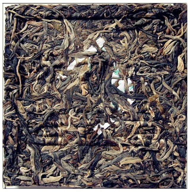 Free Shipping 2010 ChenSheng Lao Ban Zhang Brick Zhuan 200g YunNan Puer Puerh Raw Tea Sheng Cha Price Range $459.99-719.99