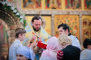 Божественная литургия 825