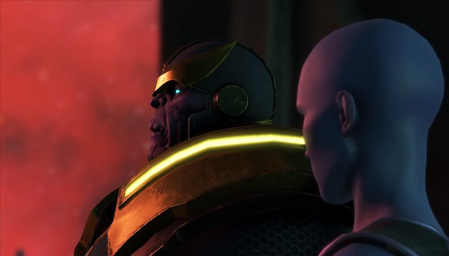 Guardians of the Galaxy - Thanos