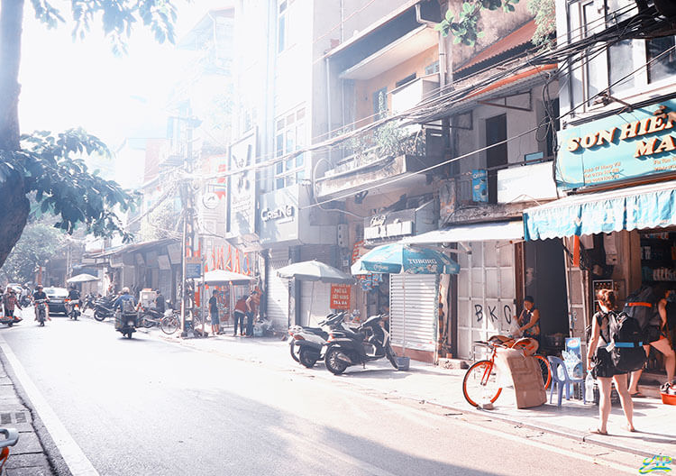 Hanoi Morning
