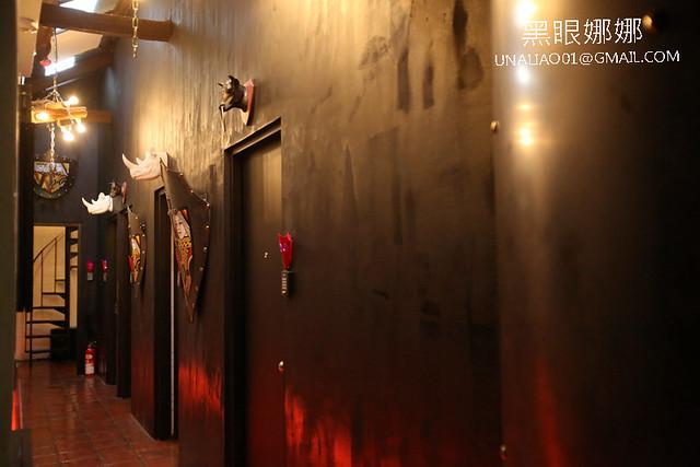 台南民宿正興延平公寓走廊1
