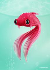Abstrusa - Goldfish