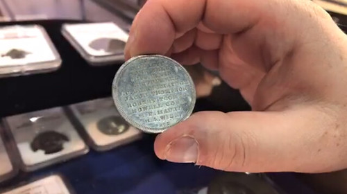 1861 Lovett medallet
