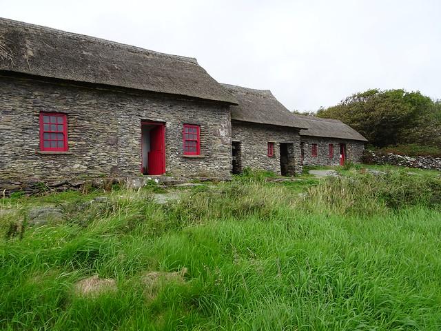 Famine Cottages