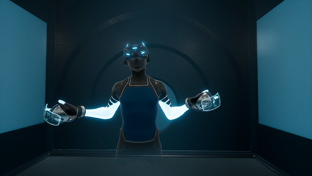 Sparc for PS VR
