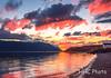Splendid Sunset, Norris Point, NL by HelenC2008