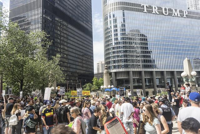 Anti-Fascist Rally
