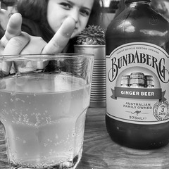 259/365 Ginger beer rocks