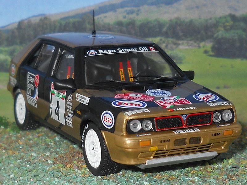 Lancia Delta HF - San Remo 1987