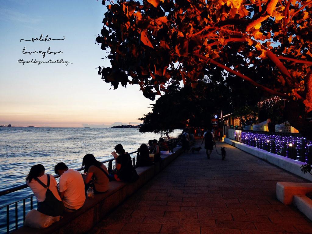 淡水老街景觀餐廳推薦榕堤水灣餐廳 (1)