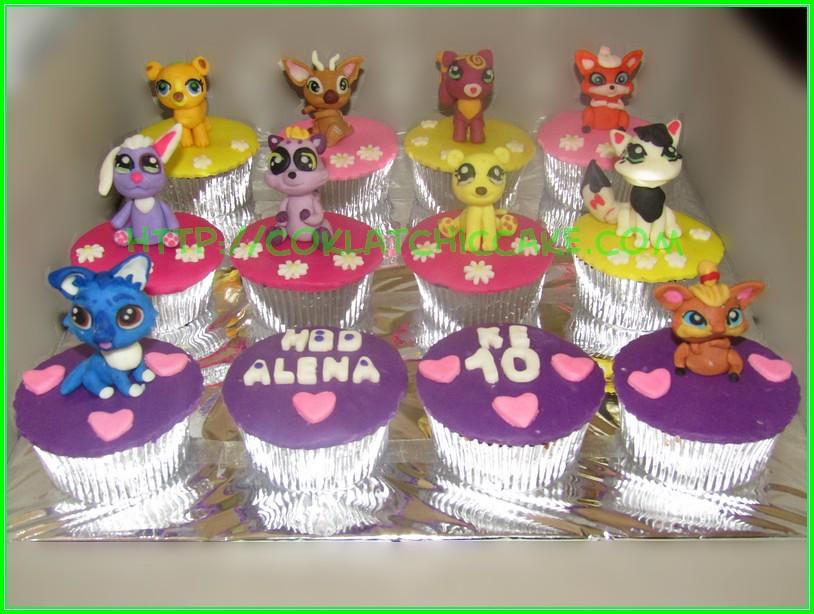 cupcake set alena