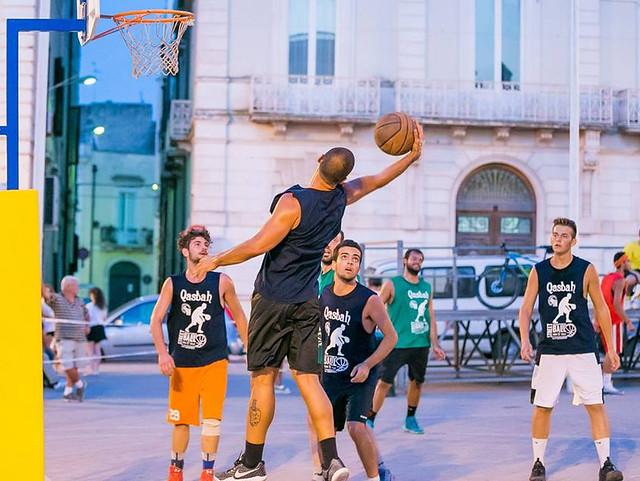 "basket minozzi ""Contest StreetBall 2k17"""